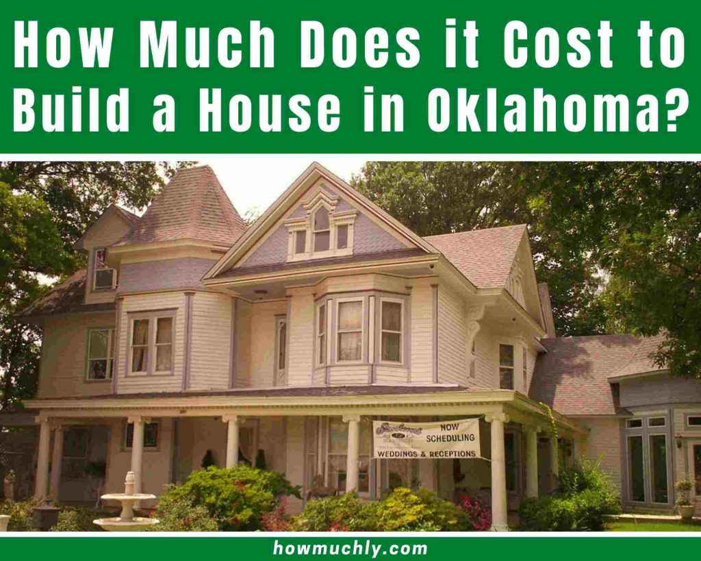 how much does it cost to build a house in oklahoma
